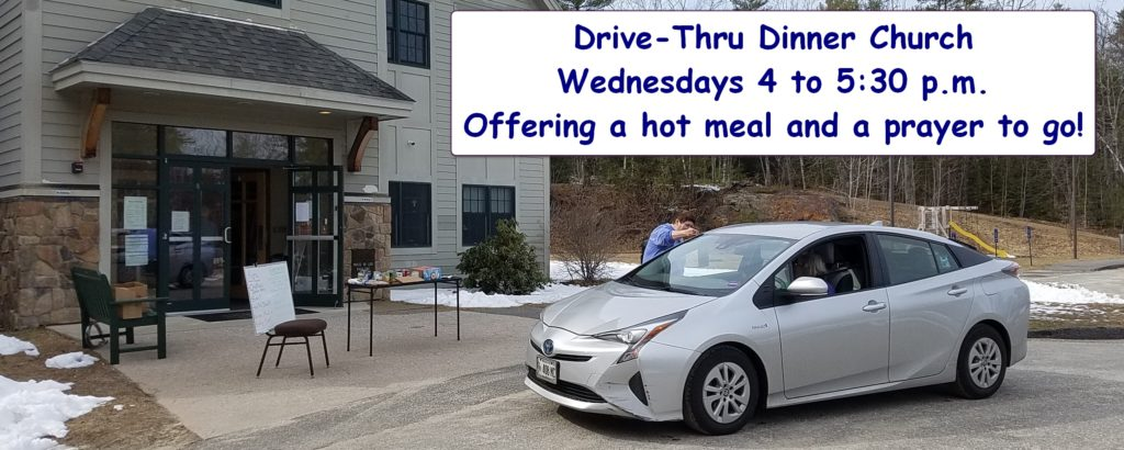 Dinner Church FB Ad